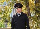 Владимир Заптуев. Фото пресс-службы ГУ МВД России по Иркутской области