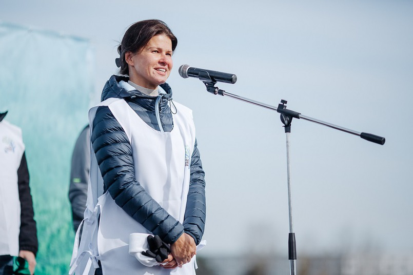 Елена Безденежных, вице-президент по региональной политике компании РУСАЛ