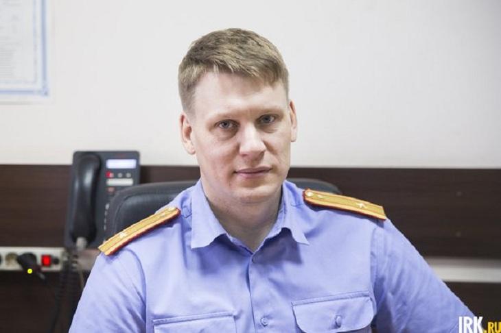 Евгений Карчевский. Фото IRK.ru