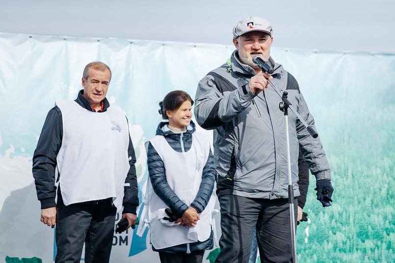 Олег Буц, директор Иркутского алюминиевого завода