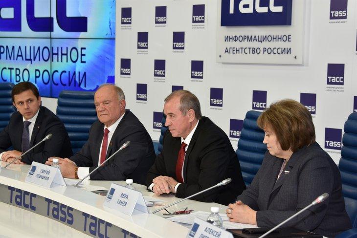 Фото пресс-службы правительства Иркутской областий области