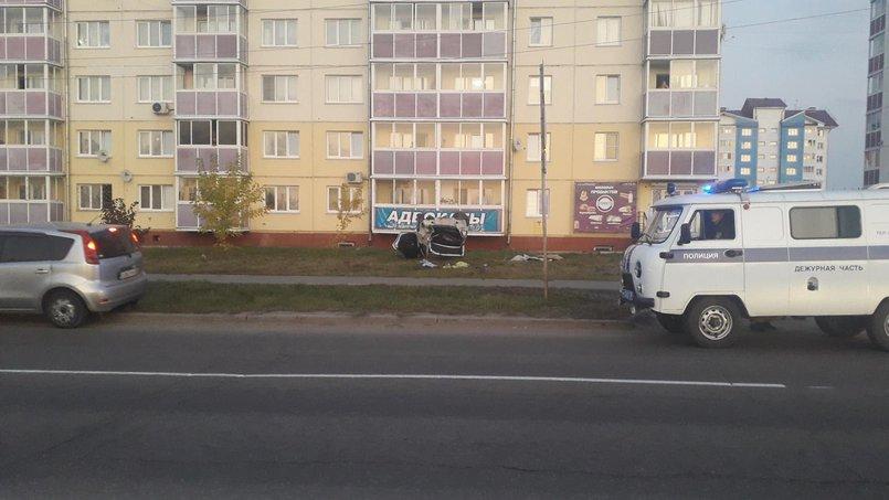 ДТП в Ангарске