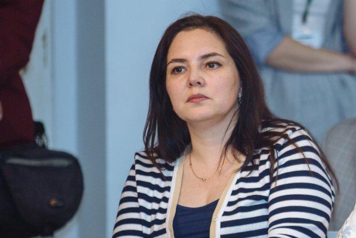 Ирина Алашкевич. Фото IRK.ru