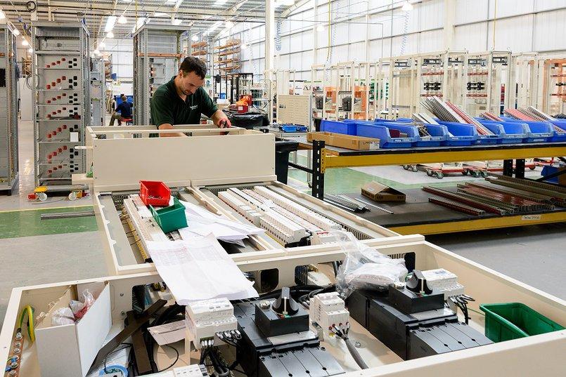 Модель быстрой сборки панелей. Фото с сайта voltimum.co.uk