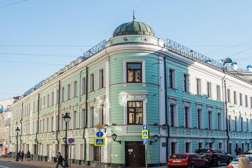 Дом купца Булошникова, Москва. Фото с сайта m24.ru