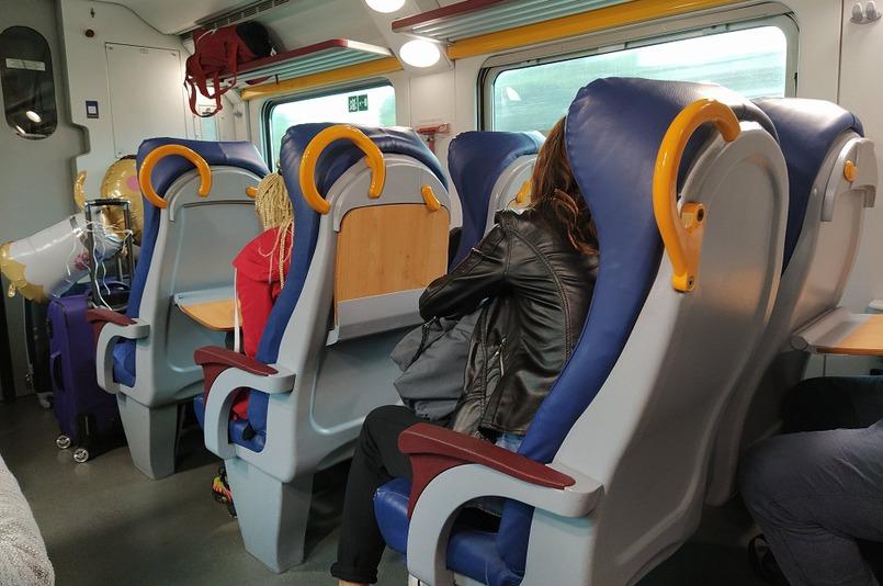 Комфортные итальянские поезда