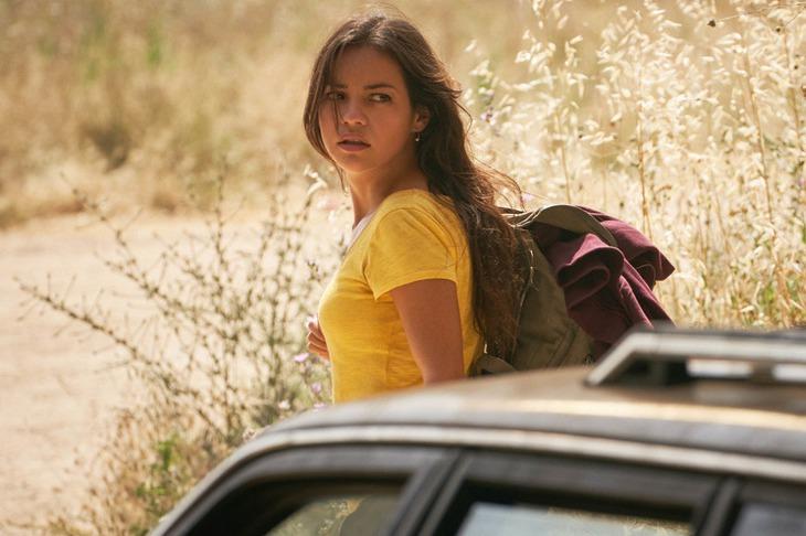 Девушка Дани (Наталия Рейс) живет ничем не примечательной жизнью в родном Мехико