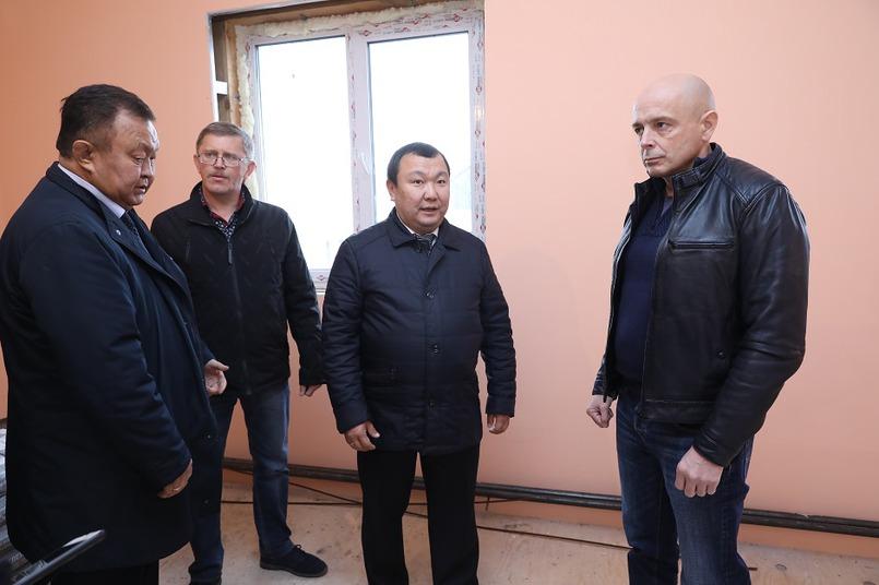 Кузьма Алдаров, Илья Пинигин, Виктор Ханташкеев, Сергей Сокол