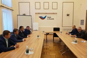 Фото пресс-службы Торгово-промышленной палаты Восточной Сибири