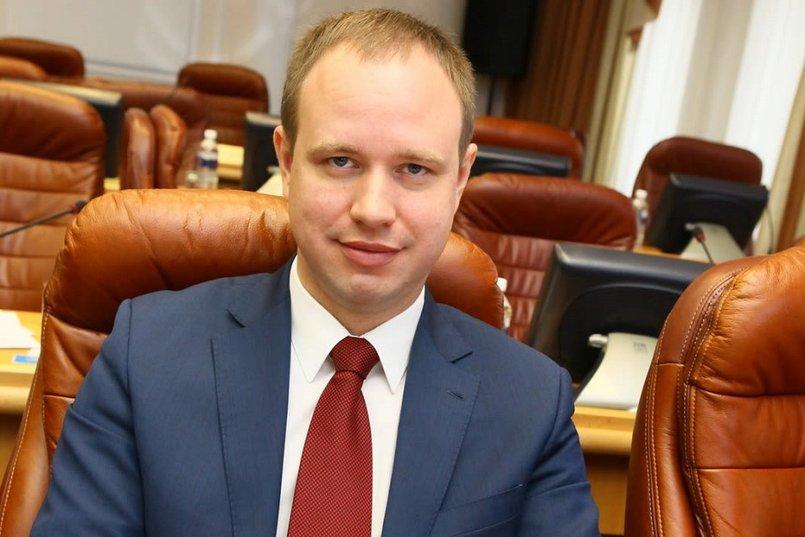 Андрей Левченко. Фото с сайта irkutsk-kprf.ru