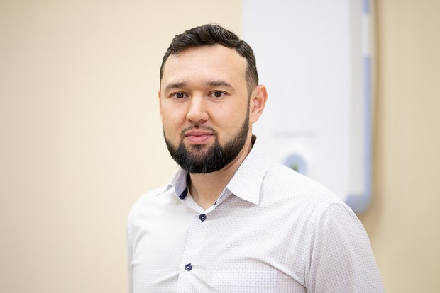 Коммерческий директор клиники Сергей Видякин