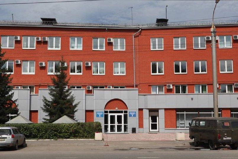 Здание МУП «Водоканал». Фото с сайта lenta38.com