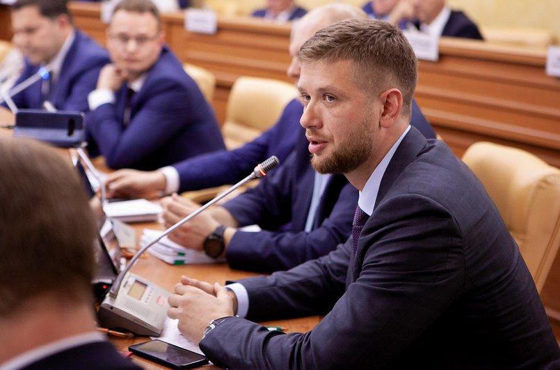 Евгений Стекачев. Фото IRK.ru