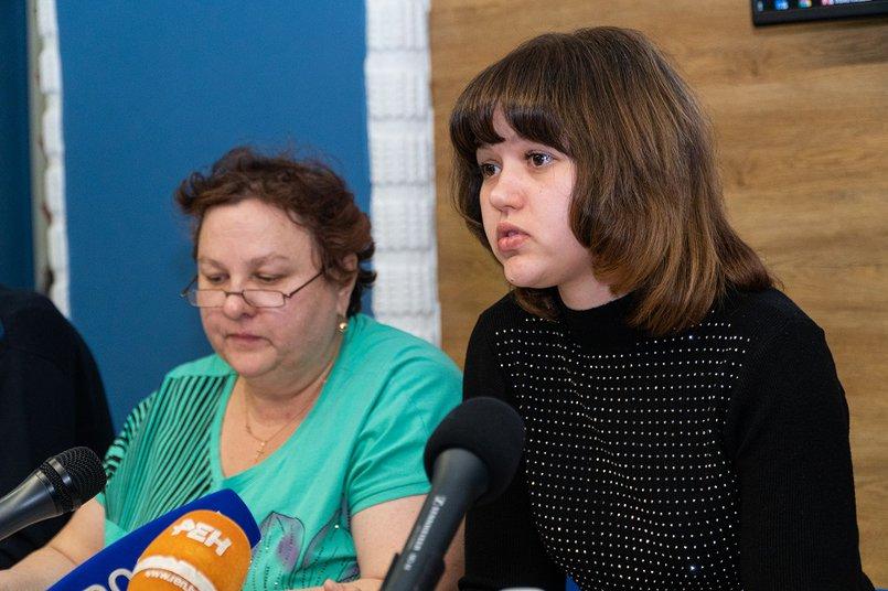 Анна Максимова, жительница Тулуна