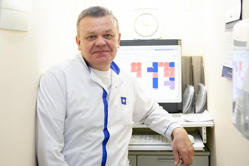 Физиотерапевт Владимир Алексанов