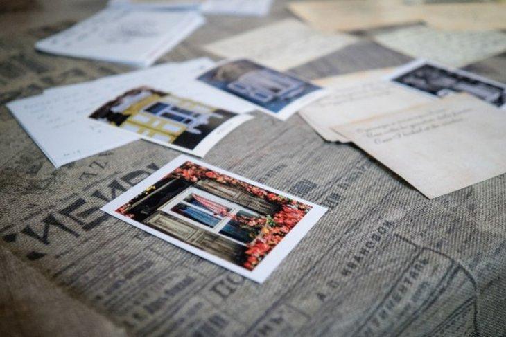 Специально разработанный для Италии уникальный формат выставки лаконично вписался в стены Усадьбы имени Сукачева. Фото с сайта nasledie.irk.ru