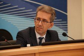 Роман Буянов. Фото пресс-службы правительства Иркутской области