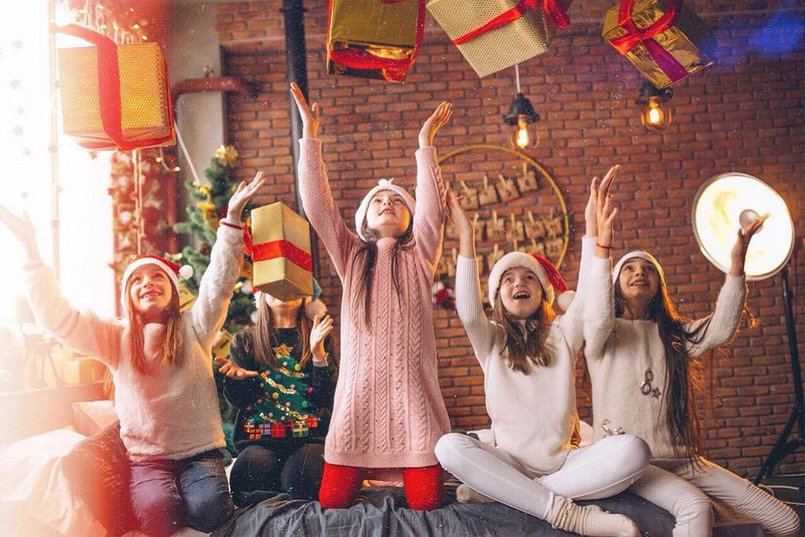 Новогодние вечеринки в формате квестов — новый подход к традиционным елкам