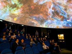 «Щелкунчик» в Иркутском планетарии
