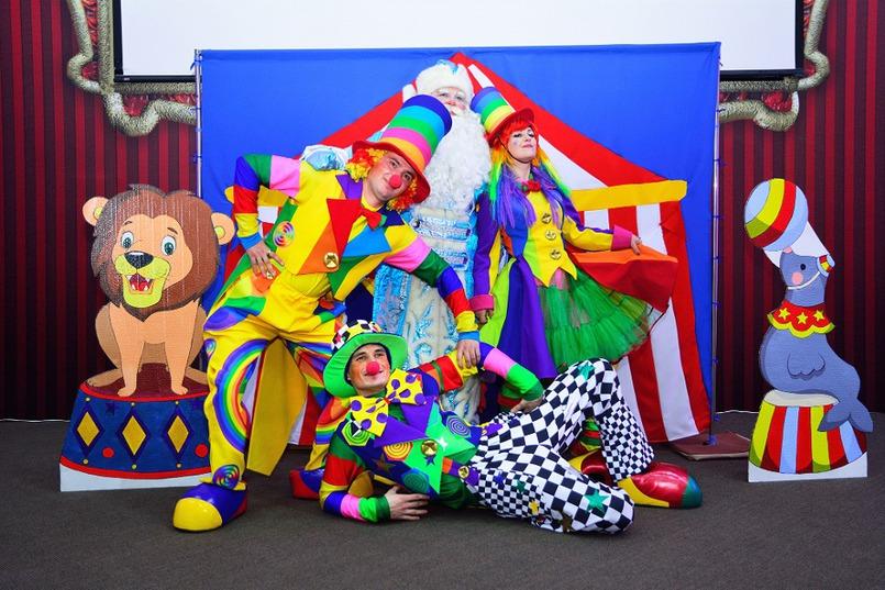 Три добрых клоуна Бим, Бом и Бам порадуют малышей веселыми номерами