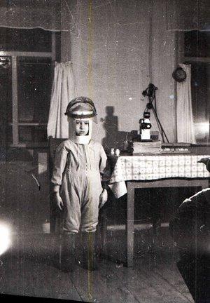 Космонавт  1965 года