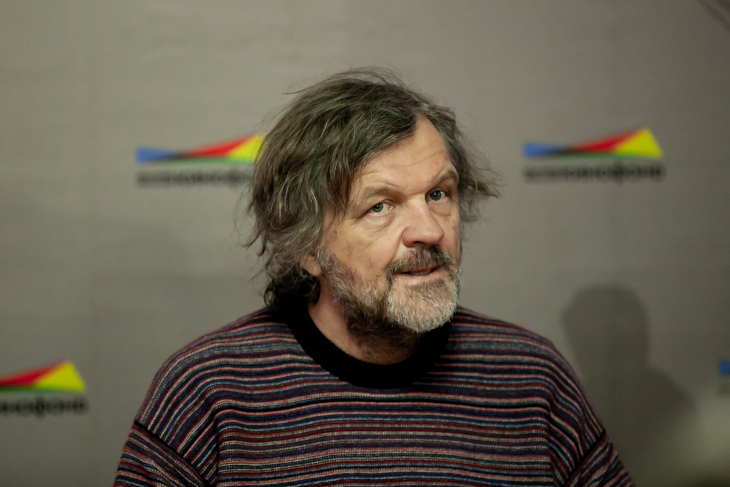 Эмир Кустурица. Фото IRK.ru