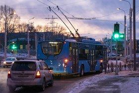 Фото МУП «Иркутсгортранс»