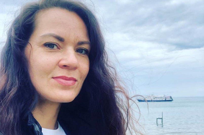Мария Ильюшина. Фото с facebook.com