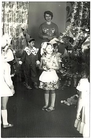 костюм «РОМАШКА» 1991 г.