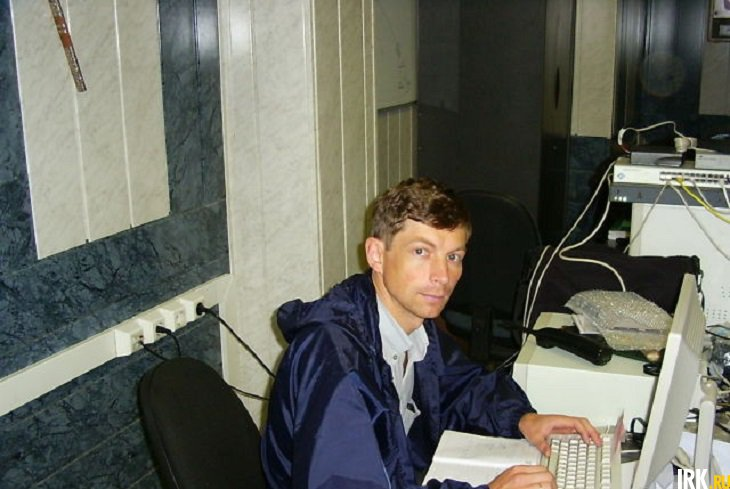В 1990 году я начал работать программистом в Иркутском вычислительном центре Сибирского отделения Академии наук СССР.  Фото из архива