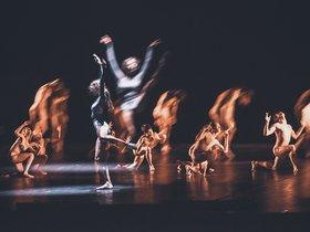 Вечер современного балета в галерее Виктора Бронштейна