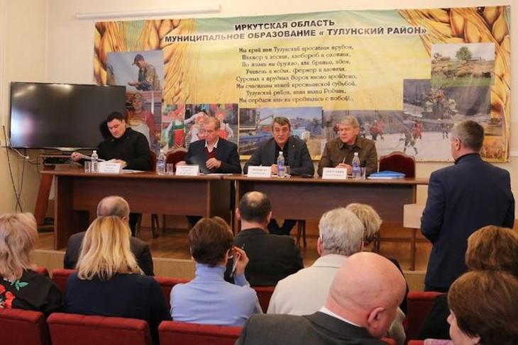 Фото пресс-службы полномочного представителя президента России в СФО
