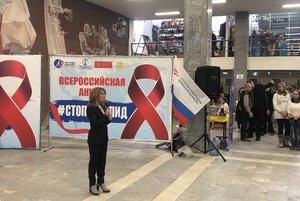 Шесть положительных результатов выявили во время акции «Стоп ВИЧ/СПИД» в Иркутске