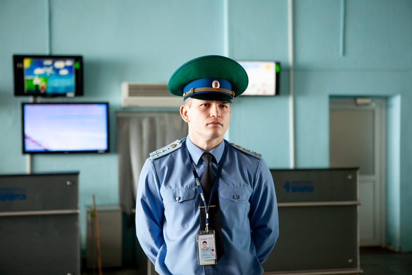 Сергей Чапченко, заместитель начальника контрольно-пропускного пункта «Байкал»
