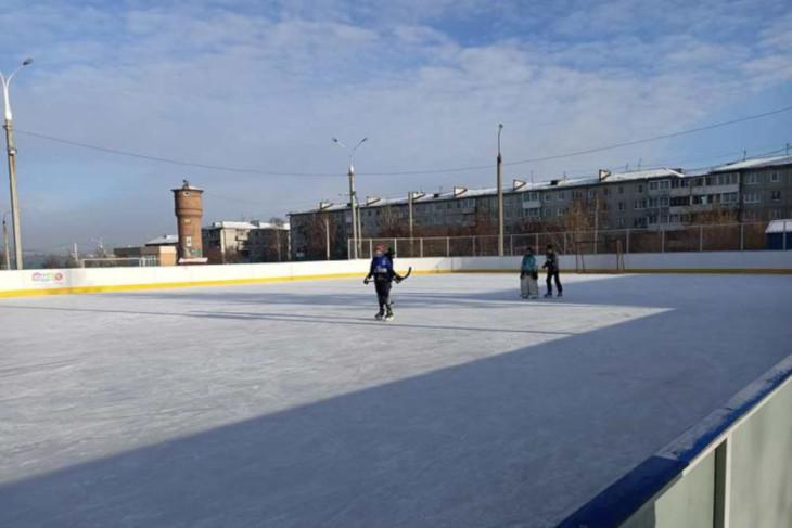 Фото пресс-службы ХК «Байкал-Энергия»