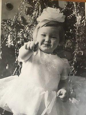 Я самая красивая снежинка! 1980 год