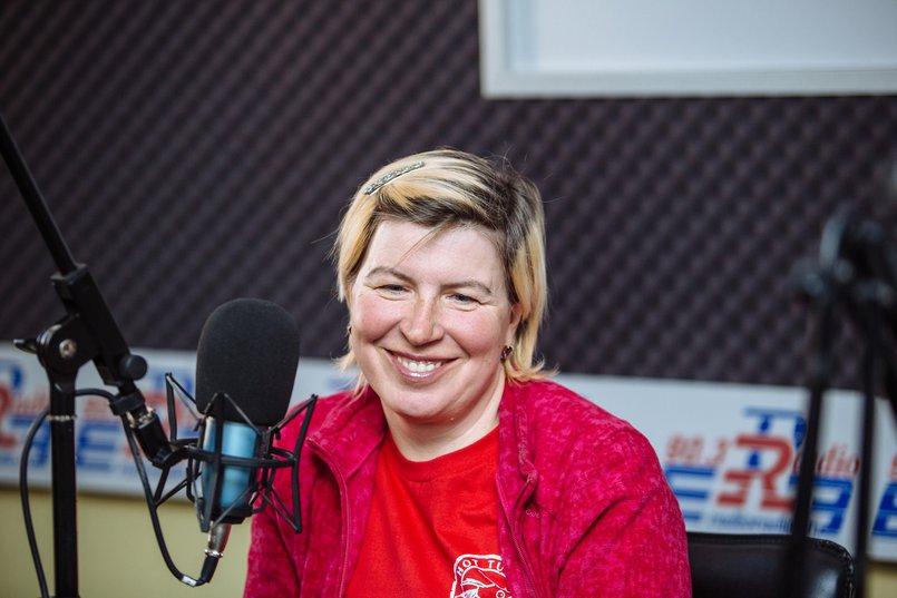 Ольга Тарасова, детский тренер по конькобежному спорту