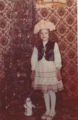 Украиночка 1993год.