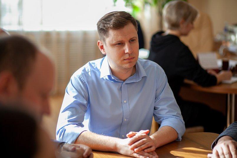 Дмитрий Ружников, фото IRK.ru