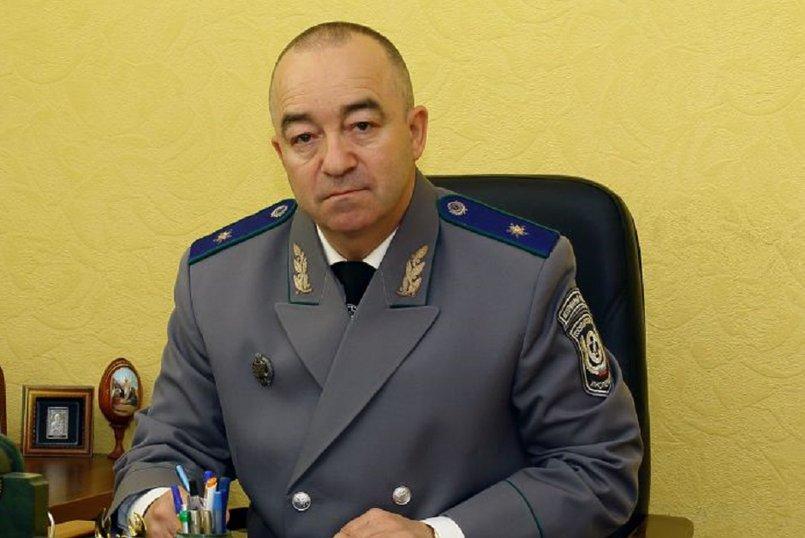 Борис Балыбердин, фото с сайта ogirk.ru