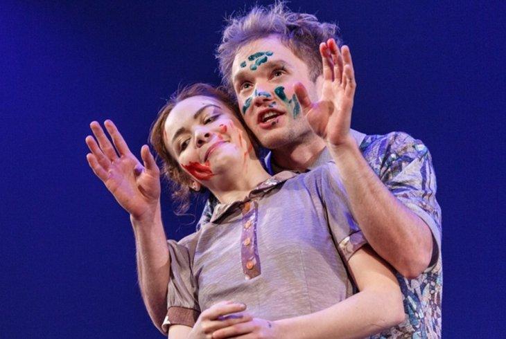 Спектакль по пьесе Виктора Розова. Фото с сайта www.dramteatr.ru