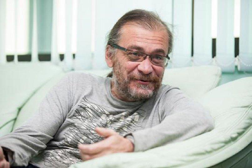 Михаил Дронов. Фото с сайта Фото со страницы в Facebook