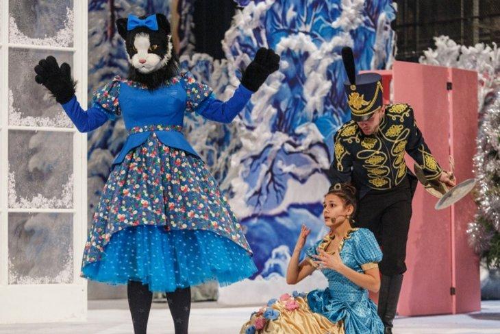 Захватывающая история для детей и их родителей. Фото с сайта www.dramteatr.ru