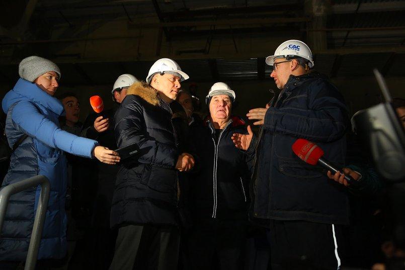Максим Николаев предложил отрабатывать каждую систему в процессе производства и оперативно давать по ним замечания