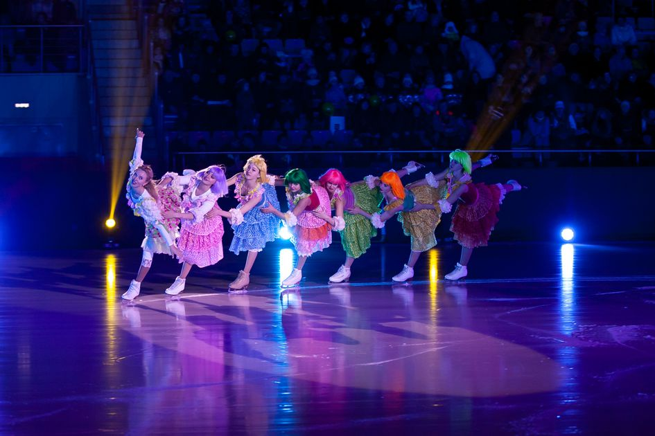 «Щелкунчик» на льду: шоу Ильи Авербуха в Иркутске
