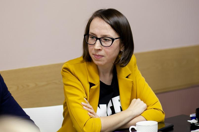 Главный редактор IRK.ru Светлана Павлова