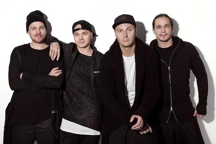 Группа «Каста». Фото с сайта vk.com/kastanews