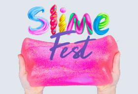 Мастер-класс по изготовлению слаймов Slime Fest*