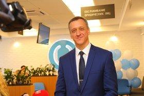 Владимир Чернышев, управляющий банком «Открытие» в Иркутской области