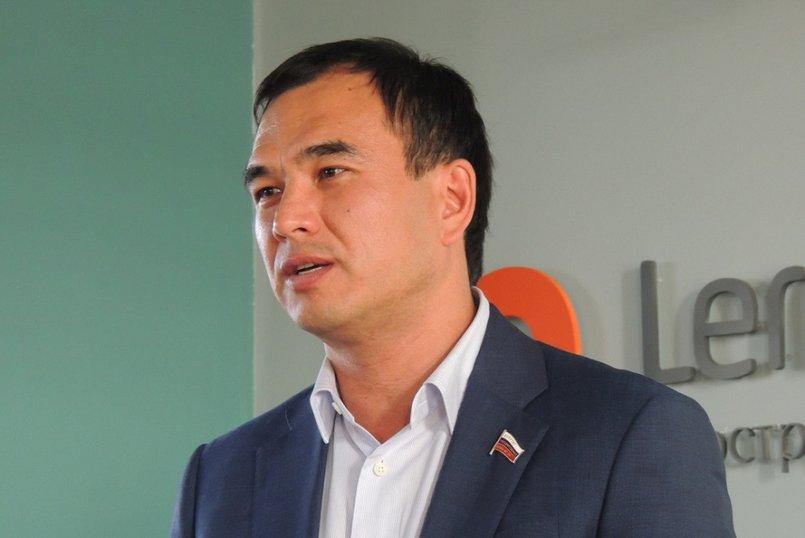 Сергей Тен